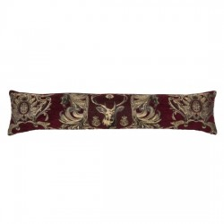 Regal Stag Red Draught Excluder