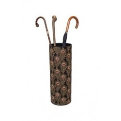 Peacock Feathers Umbrella Stand