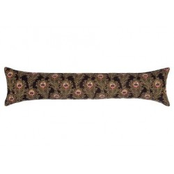 Peacock Feathers Draught Excluder