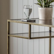 Rothbury Desk Bronze