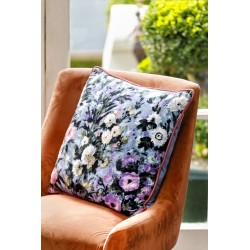 Design Lily & Butterfly Cushion
