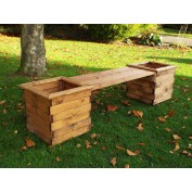 Premier Collection Planter Bench