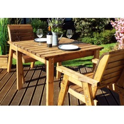 Premier Collection Two Seater Dining Set