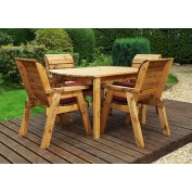 Premier Collection Rectangular Table Set for Four