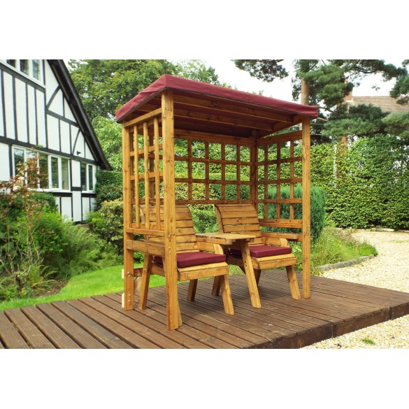 Premier Collection Twin Seat Arbour