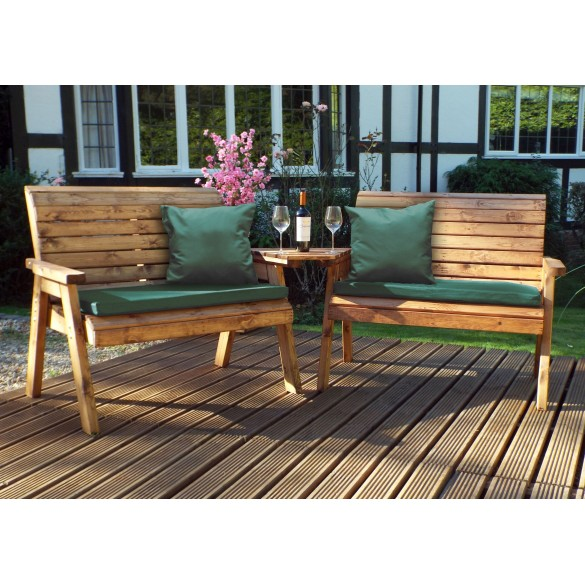 Premier Collection Twin Angled Bench Set