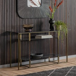 Madingley Console Tabel Bronze