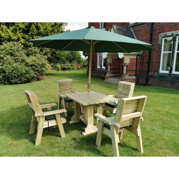 Selby Dining Set 4 Seat