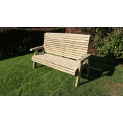 Selby 3 Seat Traditional Bench