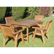 Harrogate Table and 4 Chairs