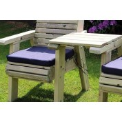 Garden Seat Cushions Pack of 8