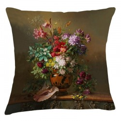 Museum Cushion - Multicolour