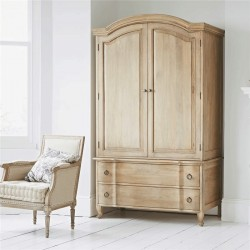 Nimes French Wardrobe - 2 Doors