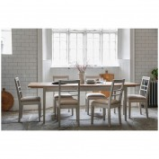 Bronte Ext Dining Table Taupe