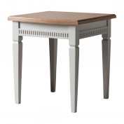 Bronte Side Table Taupe