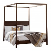 Boho Retreat 4 Poster 5' Bed