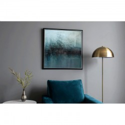 Bayou Abstract Framed Art