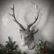 Ambrose Stag Head Weathered