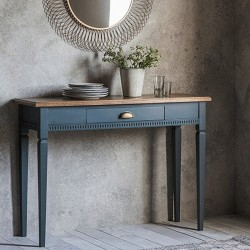 Bronte 1 Drawer Console Table Storm