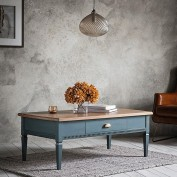 Bronte 1 Drawer Coffee Table Storm
