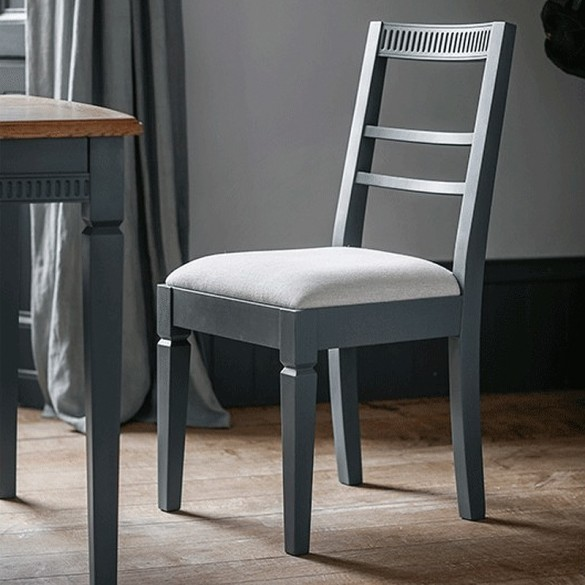 Bronte Dining Chair Storm (2pk)