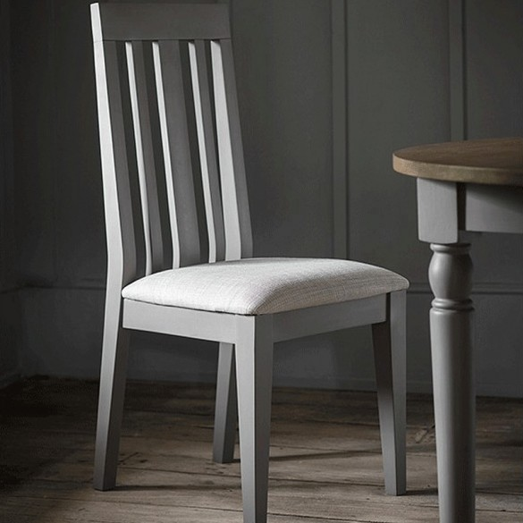 Cookham Dining Chair Grey