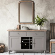 Cookham Large Sideboard Grey