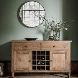 Cookham Large Sideboard Oak