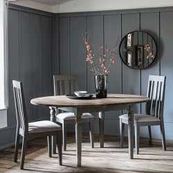 Cookham Rnd Ext Dining Table Grey