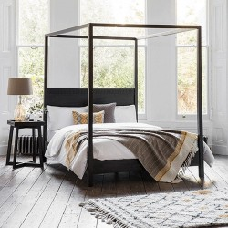 Boho Boutique 4 Poster 5' Bed