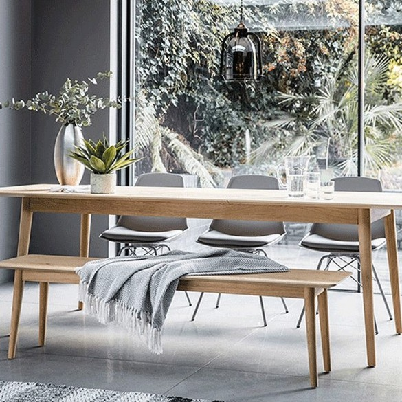 Milano Ext Dining Table