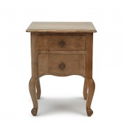 Camille 2Dr Side Table