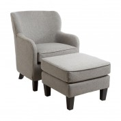 Decadence Chair & Footstool