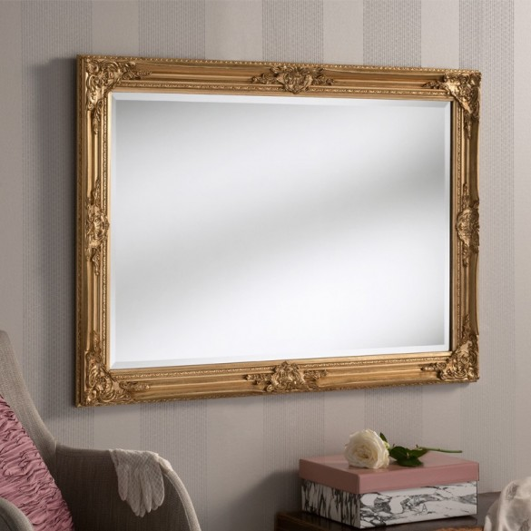 Renaissance Rectangle Mirror