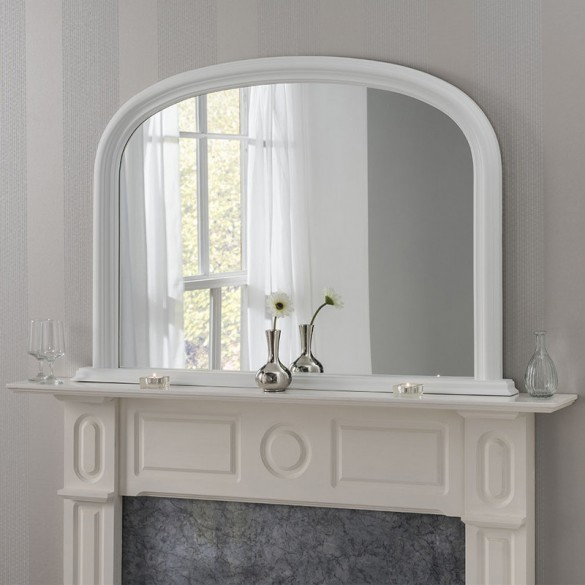 Oxford Over-Mantle Wall Mirror