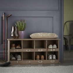 Farnworth Shoe Storage Bench
