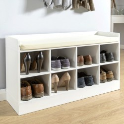 Kempton Shoe Storage Bench