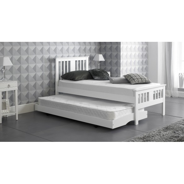 Deluxe Duo Guest Bed (2x Mattresses Included)