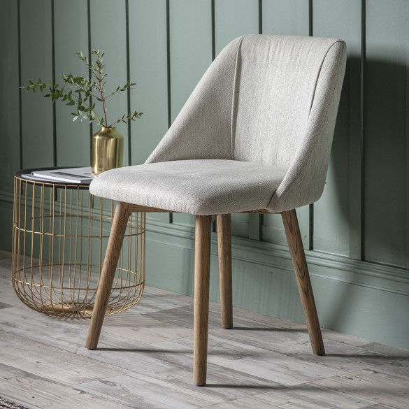 At Home Dining Chairs.Elliot Dining Chair Neutral 2pk Alison At Home