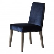 Rex Dining Chair Atlantic Velvet (2pk)