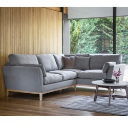 Norwood Corner Chaise LH Sofa Shearwater Lght Grey