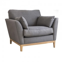 Norwood Loveseat Shearwater Lght Grey