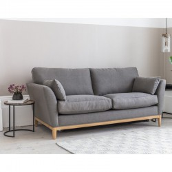 Norwood Sofa 140cm Shearwater Lght Grey