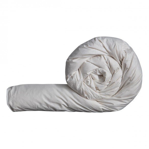 White Goose Feather & Down Double Duvet 10.5 tog