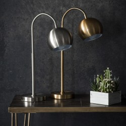Dallas Table Lamp Bronze 520mm