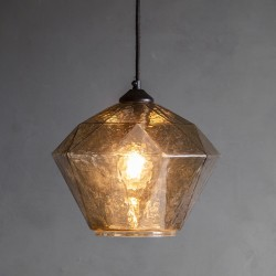 Modica Pendant Light 300x300x270mm