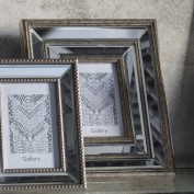 "Celine Photo Frame 5x7"" (4pk)"