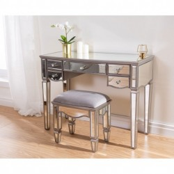 Elysee 5 Drawer Dressing Table