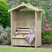 Fairleigh Arbour and Seat Pad Package