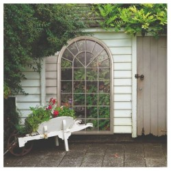 Hanbury Garden Wall Mirror